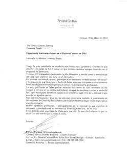 25 REFERENCIA PESTANA CARACAS 2 - Carta