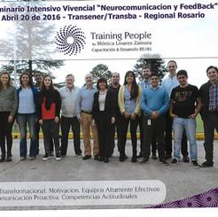 Seminario Vivencial. Transba - Regional Rosario 2016
