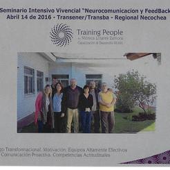Seminario Vivencial. Transener/Transba Regional Nocochea Abril 14 de 2016