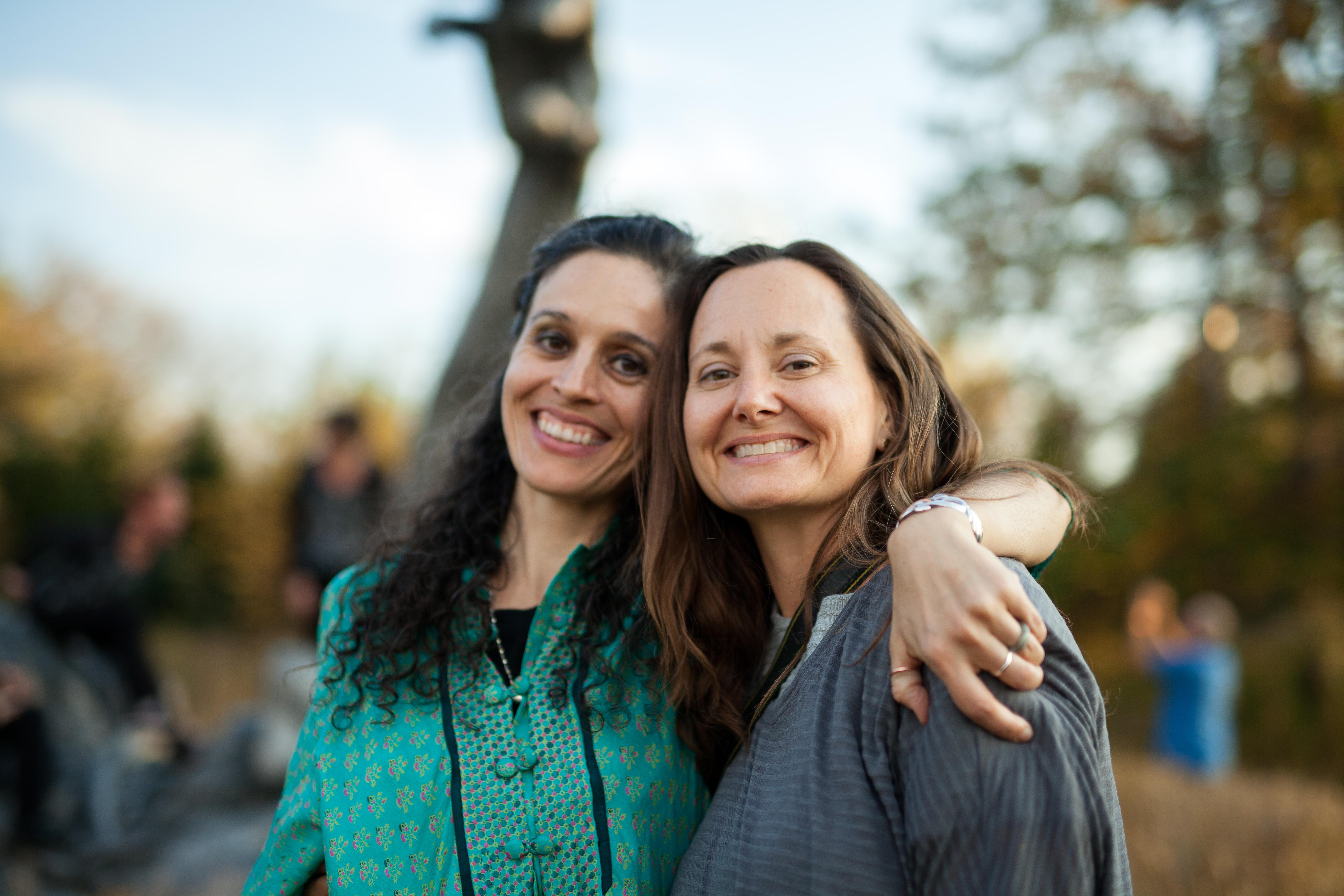donia salem & Ann Robideaux