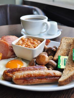 Rower's Breakfast