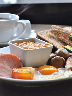Punter's Breakfast
