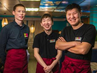 Объявляется кастинг управляющих ресторанов и кафе