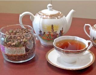 Ассоциация гостеприимства получила федеральный грант на чайные церемонии