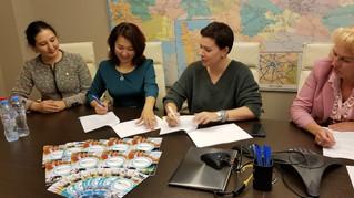 Соглашение о сотрудничестве в целях развития и продвижения вьездного туризма в Якутию в г.Москве