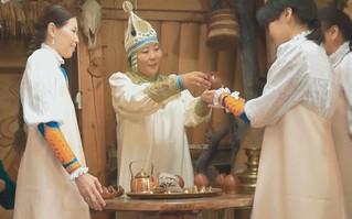 Чайная церемония «Якутский чайный дом»