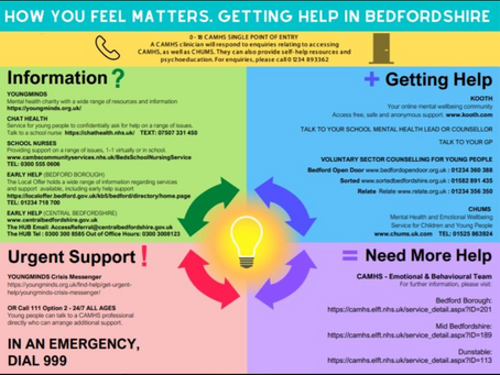 How you feel matters...