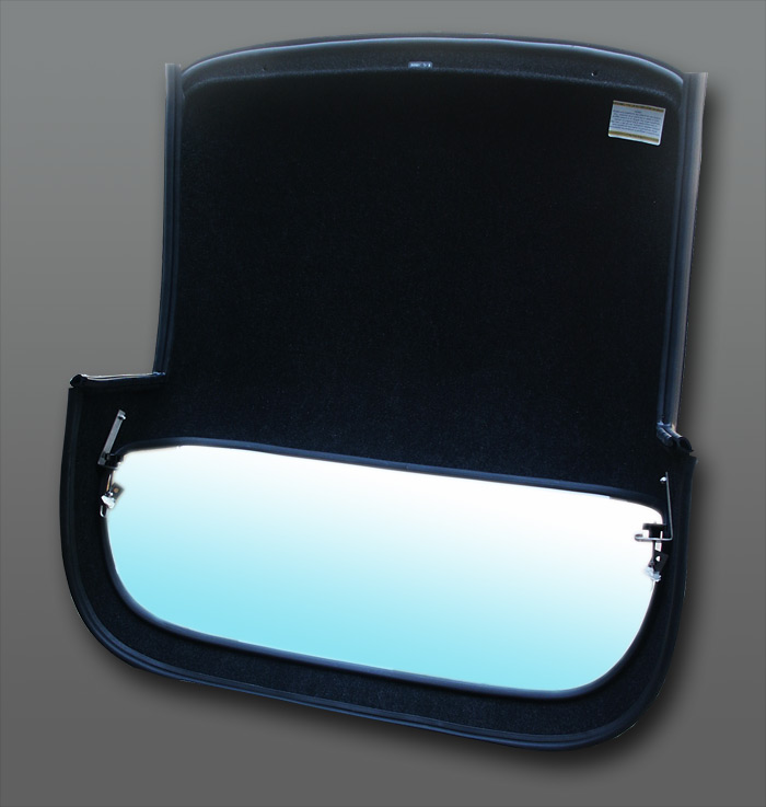 Smooth Line replacement hardtops for Triumph convertibles
