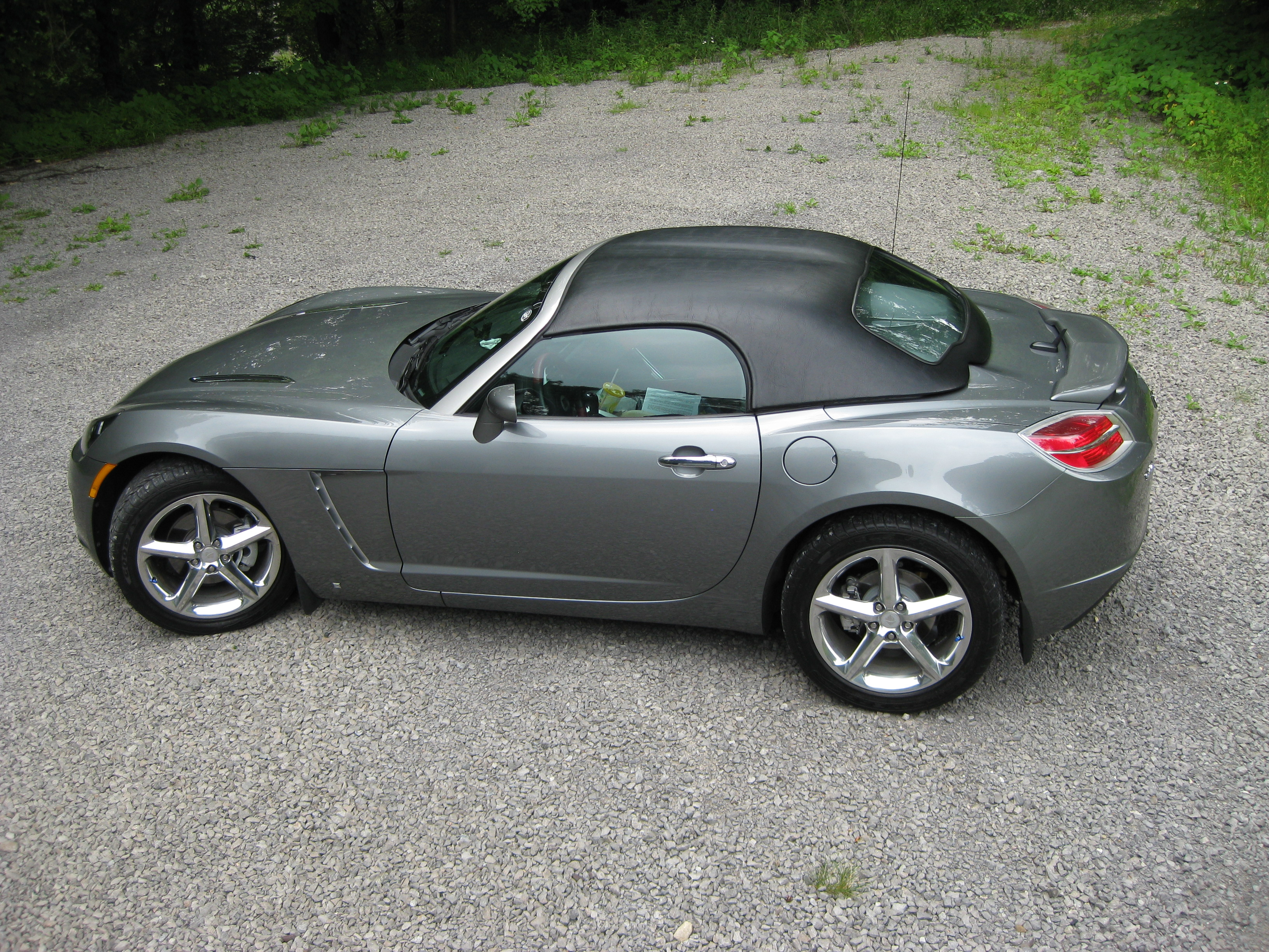 pontiac solstice convertible top replacement
