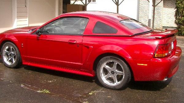 Red Daytona