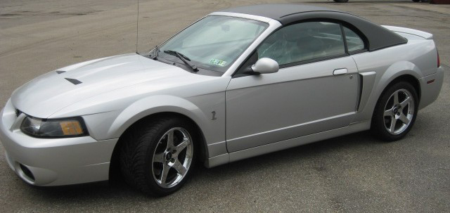 Smooth Line Replacement Hardtops For Mustang Convertibles