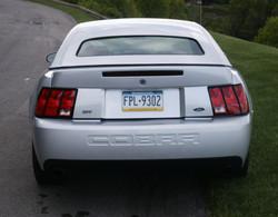 Mustang --Small window