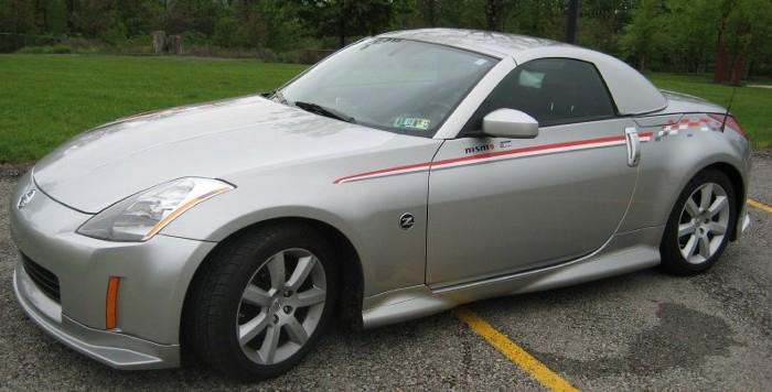 Nissan 2002 To 2009 350z