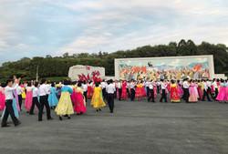 Mass dance
