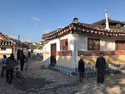 Kaesong oude stad