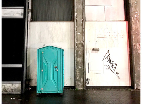 How a Porta Potty Taught Me the Basics of Advertising