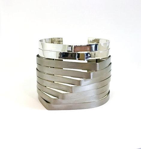 bracelete titânio 7