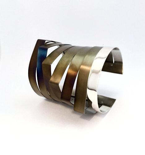 bracelete titânio 6
