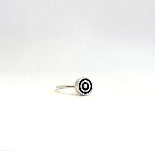 anel bolinho de rolo