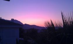 A Dreamturkishvilla Sunset