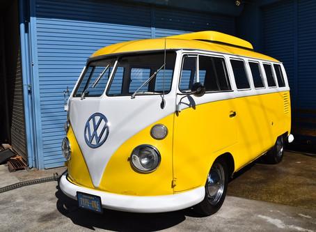 1962年式 タイプ2バス