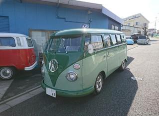 1967年式 タイプ2バス