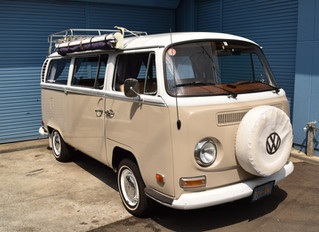 1971年式 タイプ2レイトバス