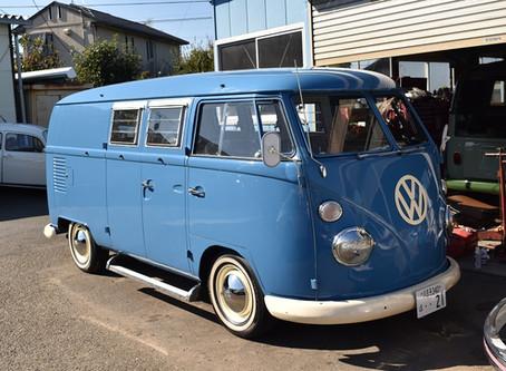 1965年式 タイプ2バス