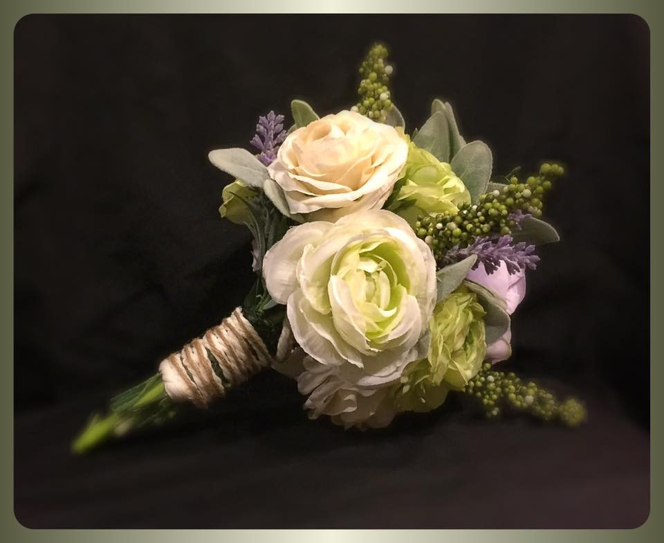 Bridal Photoshoot Bouquet