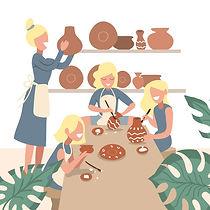 set-people-making-pottery_23-2148272801.