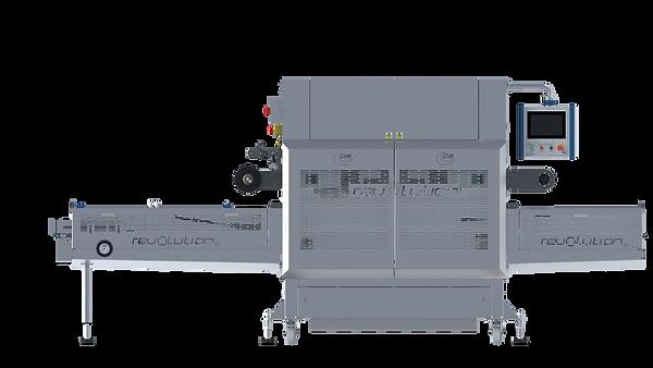 Rev XL Front Dimensions with measurement