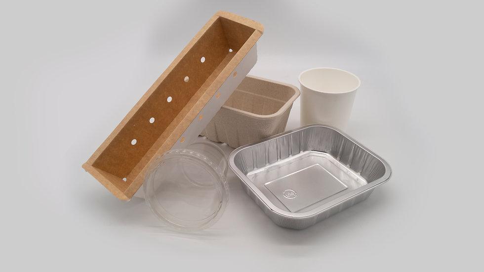 Tray Sealing Packaging