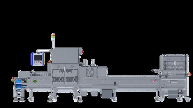 EC240P front dimensions with measurement