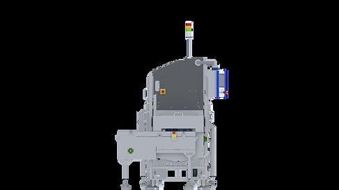 EC240P side dimensions with measurements