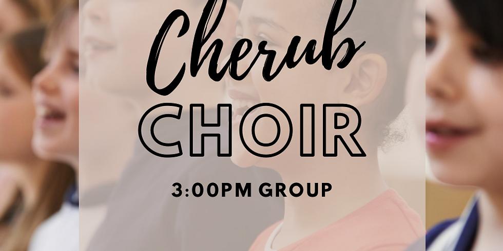 CHERUB - Every Tuesday 3:00pm Group