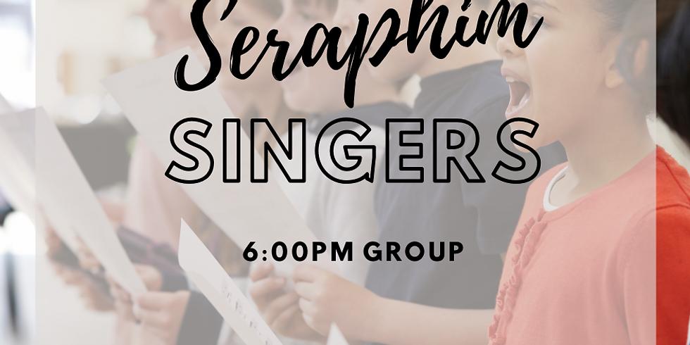 SERAPHIM SENIOR HIGH - Every Sunday 6:00p