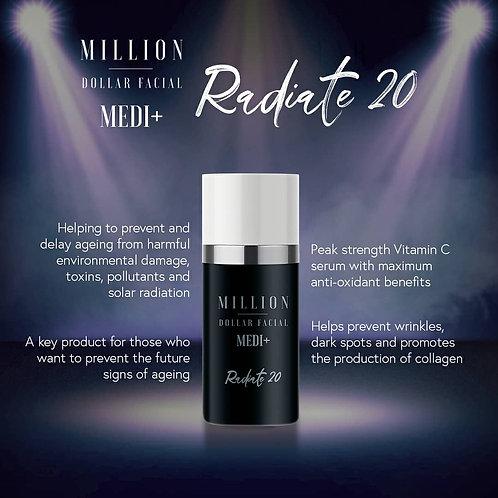 Radiate 20 Vitamin C Serum
