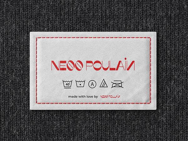 Ness Poulain Branding