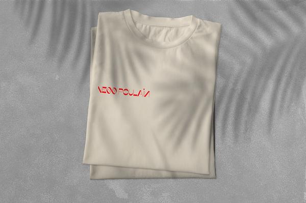 Folded Poulain Shirt