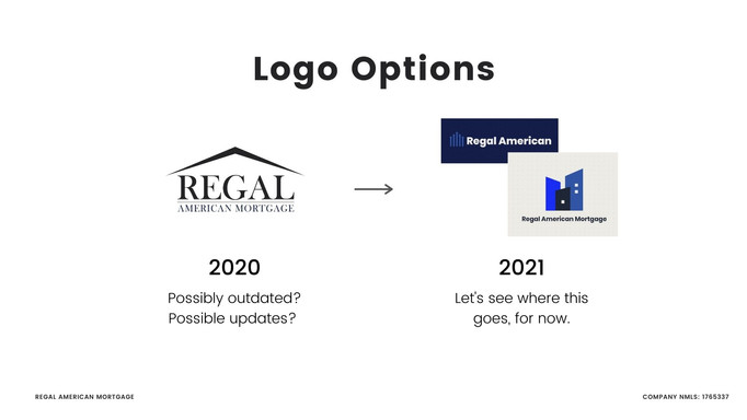 Regal American Upgrades