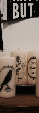 Tall Candles