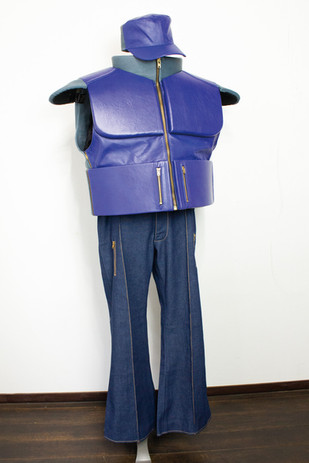 KOFMI2版クラーク風衣装