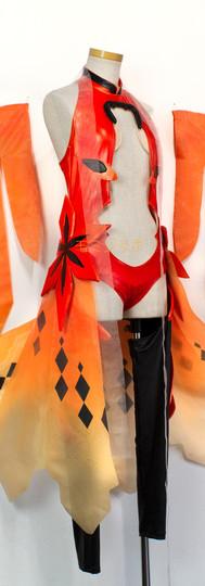 ギクティクラウン 楪いのり 風衣装