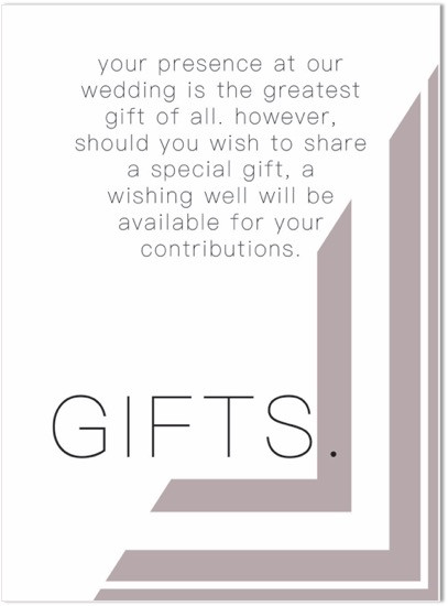Wedding Wishing Well.Geometric Modern Wedding Wishing Well Card Template Download