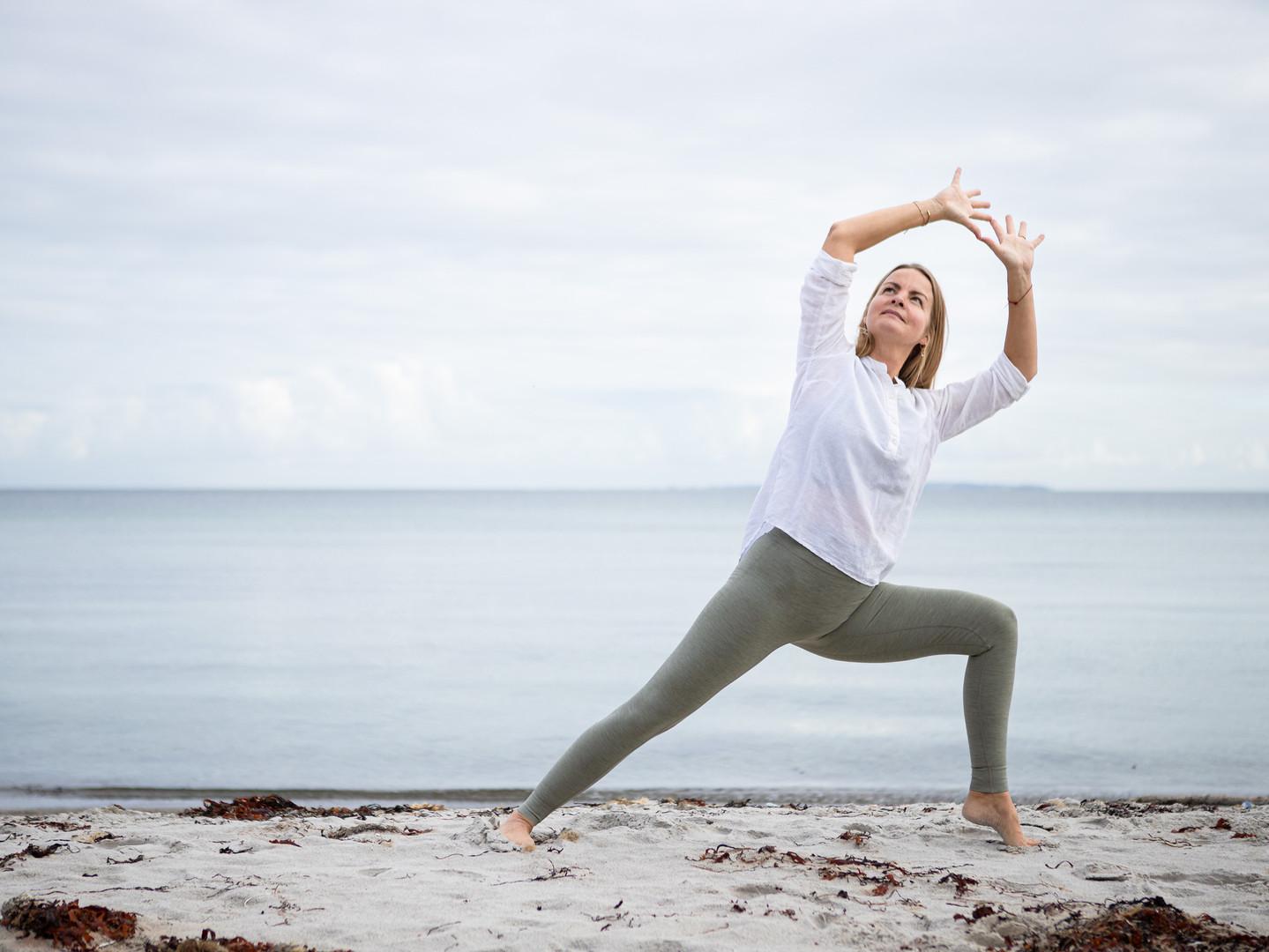 Yogaretreat på Samsø