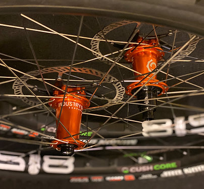 8150 Truth Laced Industry Nine Hub Wheelset