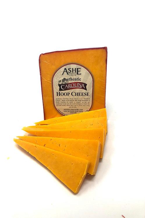 Hoop Cheddar Sharp - 1.11 lb. Ashe County Cheese