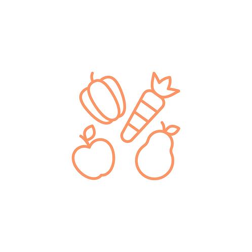Vegetable + Fruit Bundle