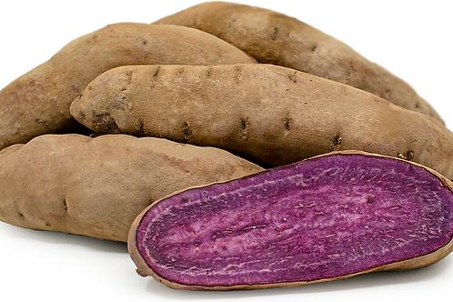 Purple Sweet Potatoes /pound