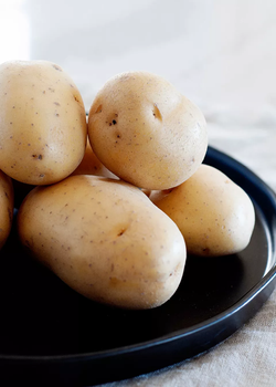 how to buy and store potatoes